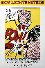 Sweet Dreams, Baby! Hand Signed Silkscreen 1982 Limited Edition Print by Roy Lichtenstein - 1