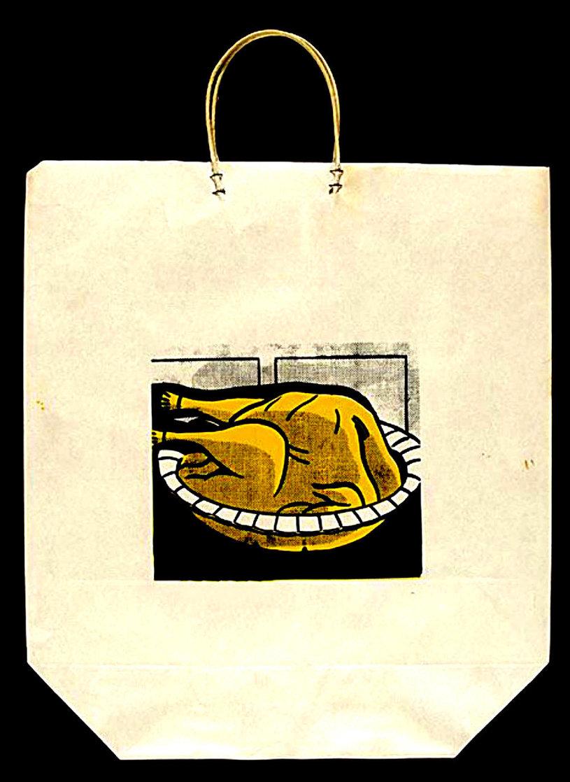 Turkey 1964 Limited Edition Print by Roy Lichtenstein
