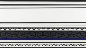 Entablature IX AP 1976   Limited Edition Print - Roy Lichtenstein