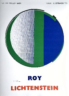 Mirror Gallery Beyeler Poster 1973 HS Other - Roy Lichtenstein