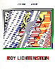 Reflections on Girl Exhibition Poster HS 1990 Limited Edition Print by Roy Lichtenstein - 0