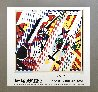 Reflections: Whaam! Hand Signed Exhibition Poster 1993 HS Other by Roy Lichtenstein - 1