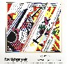 Reflections: Whaam! Hand Signed Exhibition Poster 1993 HS Other by Roy Lichtenstein - 0