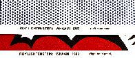 Whaam!  Diptych 1986 Limited Edition Print by Roy Lichtenstein - 2