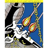 As I Opened Fire  (Tryptych)  1968 Limited Edition Print by Roy Lichtenstein - 2