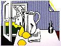 Still Life with Windmill Limited Edition Print - Roy Lichtenstein