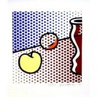 Still Life With Red Jar 1994 Limited Edition Print by Roy Lichtenstein - 1