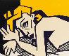 Reclining Nude 1980 Limited Edition Print by Roy Lichtenstein - 0