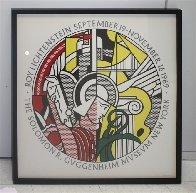 Solomon R. Guggenheim Museum 1969 Limited Edition Print by Roy Lichtenstein - 1