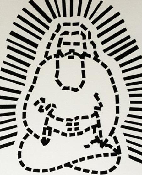 Illustration For Passage Du Nord-Ouest 1992 Limited Edition Print by Roy Lichtenstein