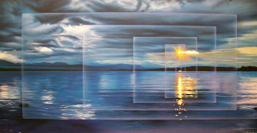 Calm PP 1988 Limited Edition Print by Frank Licsko