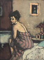 Before the Bath 2000 Limited Edition Print by Malcolm Liepke - 1
