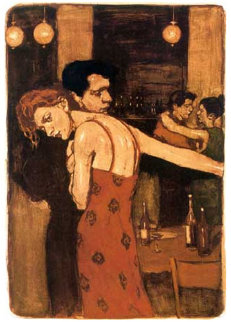 Last Dance 1999 Limited Edition Print by Malcolm Liepke