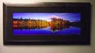 Fall Reflections 1.5M Huge Panorama by Peter Lik - 1