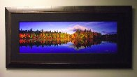 Fall Reflections 1.5M Huge Panorama by Peter Lik - 2