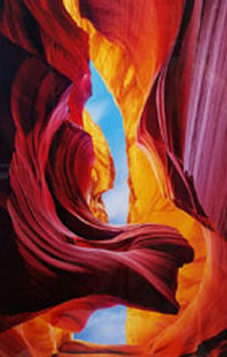 Eternal Beauty (Antelope Canyon, Arizona) Panorama - Peter Lik