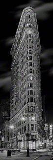 Flat Iron Building Panorama - Peter Lik