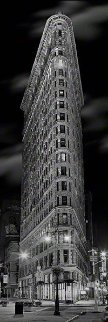 Flat Iron Building 1.5M Huge Panorama - Peter Lik