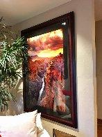 Heaven on Earth (Grand Canyon Np, Arizona) 1.5m Panorama by Peter Lik - 1