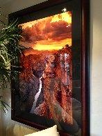 Heaven on Earth (Grand Canyon Np, Arizona) 1.5m Panorama by Peter Lik - 2