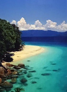 Pure (Fitzroy Island, Queensland) 1.5M Huge Panorama - Peter Lik