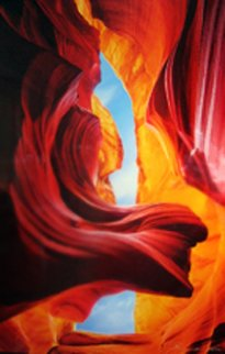 Eternal Beauty (Antelope Canyon, Arizona)   Panorama by Peter Lik