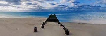 Into The Blue Panorama - Peter Lik