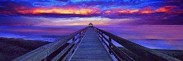 Sunset Dreams (Waimea, Kauai, Hawaii) 1.5M Huge Panorama - Peter Lik