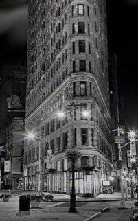 Flat Iron Building Panorama by Peter Lik