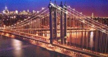 City (New York) Panorama by Peter Lik