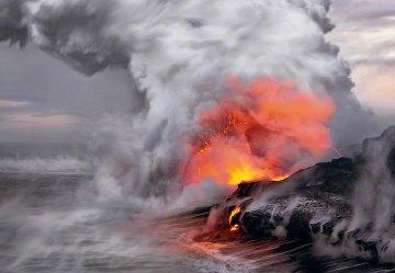 Pele's Whisper AP (Kilauea, The Big Island Hawaii)  Panorama by Peter Lik