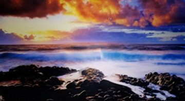 Genesis (Hana, Hawaii) 2M  Huge Panorama - Peter Lik