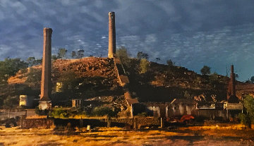Chillagoe Smelters Panorama by Peter Lik