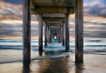 Endless Summer (La Jolla, California)  Panorama by Peter Lik