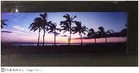 Waikiki Palms, Hawaii Panorama by Peter Lik - 1