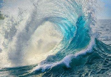 Ocean Dance  Panorama - Peter Lik
