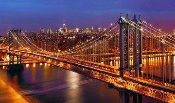 City (New York) Panorama - Peter Lik