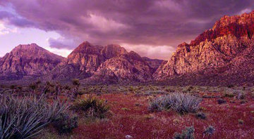 Almighty    Panorama by Peter Lik