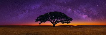 Celestial Dreams 1.5M Huge Panorama - Peter Lik