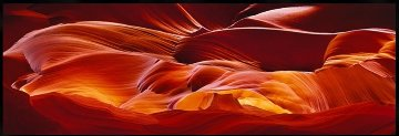 Crimson Tides 1.5M Huge Panorama - Peter Lik
