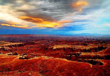 Creation (Canyonlands NP, Utah) Panorama by Peter Lik