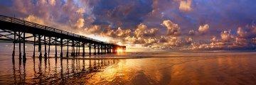 Last Surf Panorama by Peter Lik