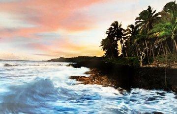 Coastal Palette  (The Big Island, Hawaii) Panorama - Peter Lik