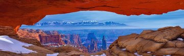 Timeless Land (Canyonlands NP, Utah) 2M Super Huge Panorama - Peter Lik