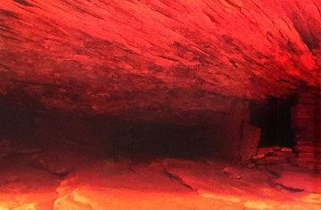 Fire Rock (Cedar Mesa, Utah) 1.5M Huge Panorama - Peter Lik