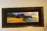 Seventh Heaven  (Na Pali Coast, Kauai, Hawaii) AP 1.5M Huge Panorama by Peter Lik - 1