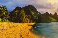 Seventh Heaven  (Na Pali Coast, Kauai, Hawaii) AP 1.5M Huge Panorama by Peter Lik - 0