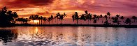 Evening Tide Panorama by Peter Lik - 1