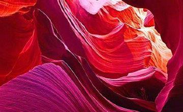 Antelope Cathedral (Antelope Canyon, Arizona) Panorama by Peter Lik