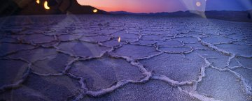 Dark Side of the Moon AP (Death Valley, California) Panorama by Peter Lik